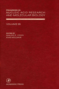 Progress in Nucleic Acid Research and Molecular Biology - 1st Edition - ISBN: 9780125400558, 9780080863436