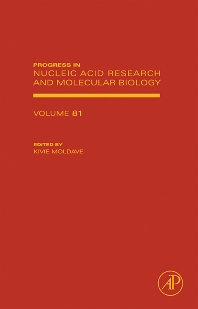 Progress in Nucleic Acid Research and Molecular Biology, 1st Edition,Kivie Moldave,ISBN9780125400817