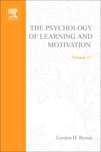 Psychology of Learning and Motivation - 1st Edition - ISBN: 9780125433174, 9780080863689