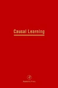 Causal Learning, 1st Edition,Douglas Medin,David Shanks,Keith Holyoak,ISBN9780125433341