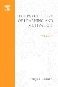 Psychology of Learning and Motivation, 1st Edition,Douglas Medin,ISBN9780125433372