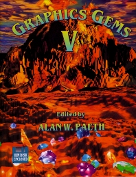 Graphics Gems V (IBM Version), 1st Edition,Alan Paeth,ISBN9780125434553