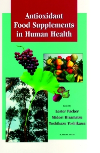 Cover image for Antioxidant Food Supplements in Human Health