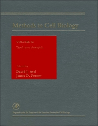 Cover image for Tetrahymena Thermophila