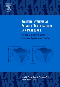 Aqueous Systems at Elevated Temperatures and Pressures - 1st Edition - ISBN: 9780125444613, 9780080471990