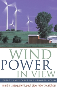Wind Power in View - 1st Edition - ISBN: 9780125463348, 9780080521039