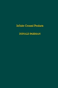 Cover image for Infinite Crossed Products