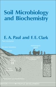 Cover image for Soil Microbiology and Biochemistry