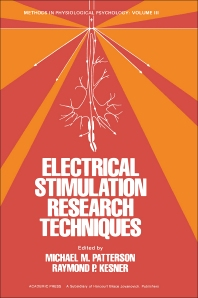 Cover image for Electrical Stimulation Research Techniques
