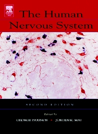 Cover image for The Human Nervous System
