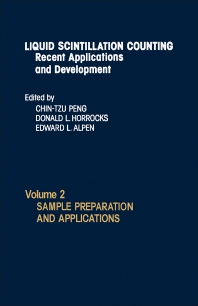 Liquid Scintillation Counting Recent Applications and Development - 1st Edition - ISBN: 9780125499026, 9780323146128