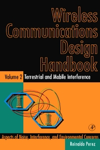 Wireless Communications Design Handbook, 1st Edition,Reinaldo Perez,ISBN9780125507233