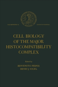 Cell Biology of the Major Histocompatibility Complex - 1st Edition - ISBN: 9780125508704, 9780323154956