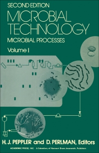 Microbial Technology - 2nd Edition - ISBN: 9780125515016, 9780323161565