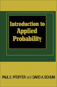 Introduction to Applied Probability - 1st Edition - ISBN: 9780125531504, 9781483277202