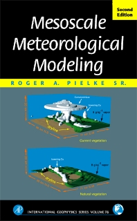 Mesoscale Meteorological Modeling, 2nd Edition,Roger Pielke,ISBN9780125547666