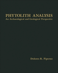 Cover image for Phytolyth Analysis