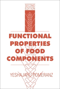 Functional Properties of Food Components - 2nd Edition - ISBN: 9780125612814, 9780323140089