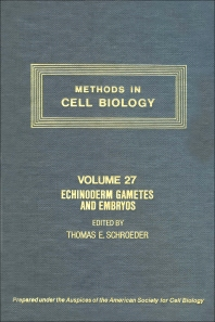 Echinoderm Gametes and Embryos - 1st Edition - ISBN: 9780125641272, 9780080859255