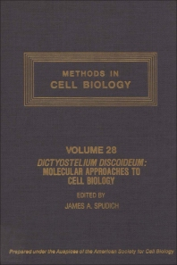 Dictyostelium Discoideum: Molecular Approaches to Cell Biology - 1st Edition - ISBN: 9780125641289, 9780080859262