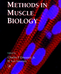 Cover image for Methods in Muscle Biology