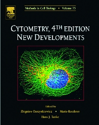 Cover image for Cytometry: New Developments