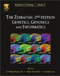 The Zebrafish: Genetics, Genomics and Informatics - 2nd Edition - ISBN: 9780125641722, 9780080522517