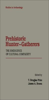 Cover image for Prehistoric Hunter-Gatherers