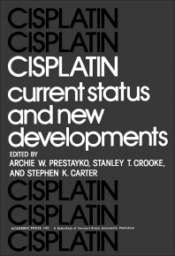 Cisplatin - 1st Edition - ISBN: 9780125650502, 9781483289007
