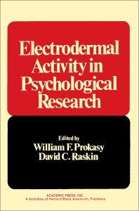 Electrodermal Activity in Psychological Research - 1st Edition - ISBN: 9780125659505, 9780323147446