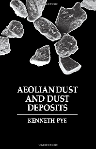 Cover image for Aeolian Dust and Dust Deposits