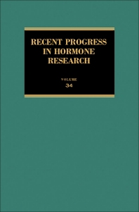 Recent Progress in Hormone Research - 1st Edition - ISBN: 9780125711340, 9781483219547