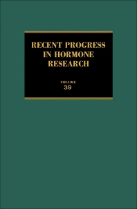 Recent Progress in Hormone Research - 1st Edition - ISBN: 9780125711395, 9781483219592