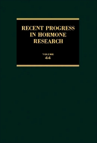 Recent Progress in Hormone Research - 1st Edition - ISBN: 9780125711449, 9781483219646
