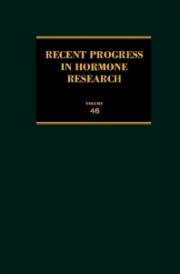 Recent Progress in Hormone Research - 1st Edition - ISBN: 9780125711463, 9781483219660