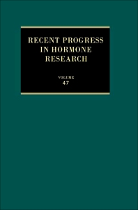 Recent Progress in Hormone Research - 1st Edition - ISBN: 9780125711470, 9781483219677