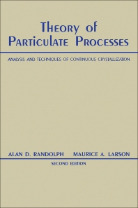 Theory of Particulate Processes - 2nd Edition - ISBN: 9780125796521, 9780323161817