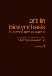 Art in Biosynthesis - 1st Edition - ISBN: 9780125800013, 9781483272634