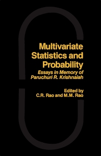 Multivariate Statistics and Probability - 1st Edition - ISBN: 9780125802055, 9781483263830