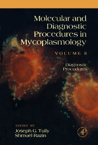 Cover image for Molecular and Diagnostic Procedures in Mycoplasmology