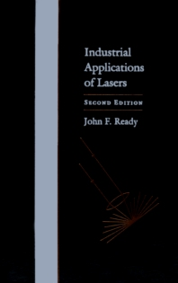 Industrial Applications of Lasers, 2nd Edition,John Ready,ISBN9780125839617