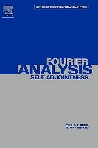 II: Fourier Analysis, Self-Adjointness, 1st Edition,Michael Reed,Barry Simon,ISBN9780125850025
