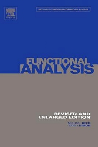 I: Functional Analysis, 1st Edition,Michael Reed,Barry Simon,ISBN9780125850506