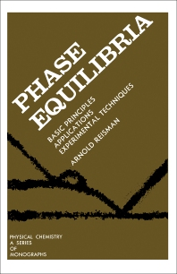 Phase Equilibria - 1st Edition - ISBN: 9780125863506, 9781483265841