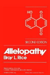 Allelopathy, 2nd Edition,Elroy Rice,ISBN9780125870559