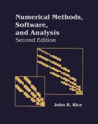 Numerical Methods in Software and Analysis - 2nd Edition - ISBN: 9780125877558, 9781483295688