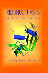 Cover image for Ribonucleases