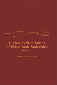 Higher Excited States of Polyatomic Molecules - 1st Edition - ISBN: 9780125899017, 9780323152594