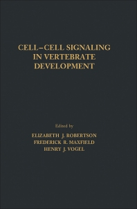 Cell-Cell Signaling in Vertebrate Development - 1st Edition - ISBN: 9780125903707, 9780323157759