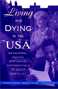 Cover image for Living and Dying in the USA